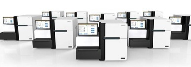 Each Illumina HiSeq X Ten Sequencing System has a list price of $10 million.