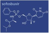 Stereochemical structure of sofosbuvir (taken from positivelyaware.com via Bing Images).