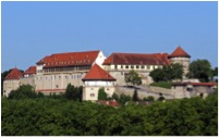 Tübingen castle where Miescher worked in Hoppe-Seyler's laboratory (pictured below) dates back to 1078. Image taken from tübingen.de via Google Images.