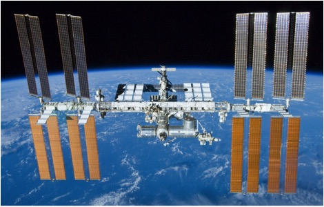 International Space Station (ISS). Taken from wikipedia.org.