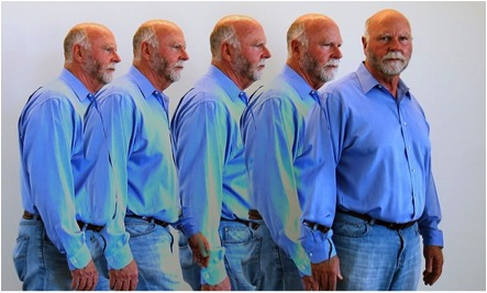 Craig Venter always seems to be moving forward scientifically. Taken from theguardian.com.