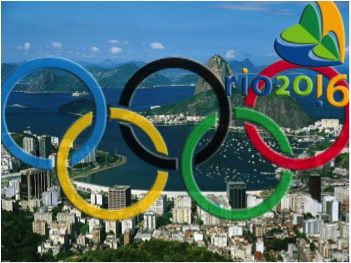 Much controversy over Rio 2016. Taken from dailystomer.com