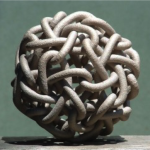 The legendary Gordian knot is a metaphor for an intractable problem. Taken from counter-current.com.
